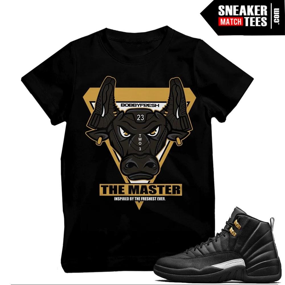 b95e9a4a785608 Master 12s T shirts to match Jordans