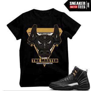 Master 12s tees