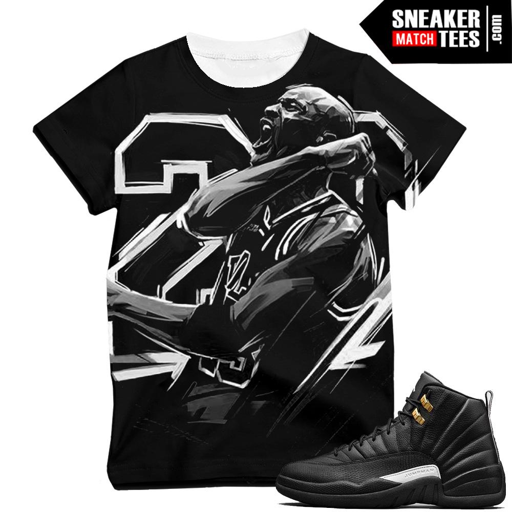 29619f8c269f4f T Shirts to match Master Jordan 12s
