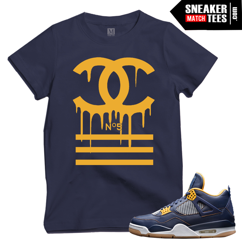 c696b3cdd61 Dunk From above 4s Jordan T shirts match | Sneaker Match Tees