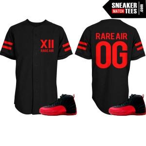Flu Game 12 matching t shirts Baseball Jersey