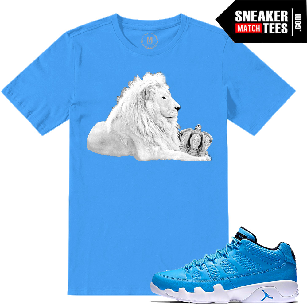 4b3259f3ed61e7 Match Pantone 9 low Jordan Retros Shirts