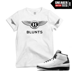 Wing it 2s t shirts match jordans