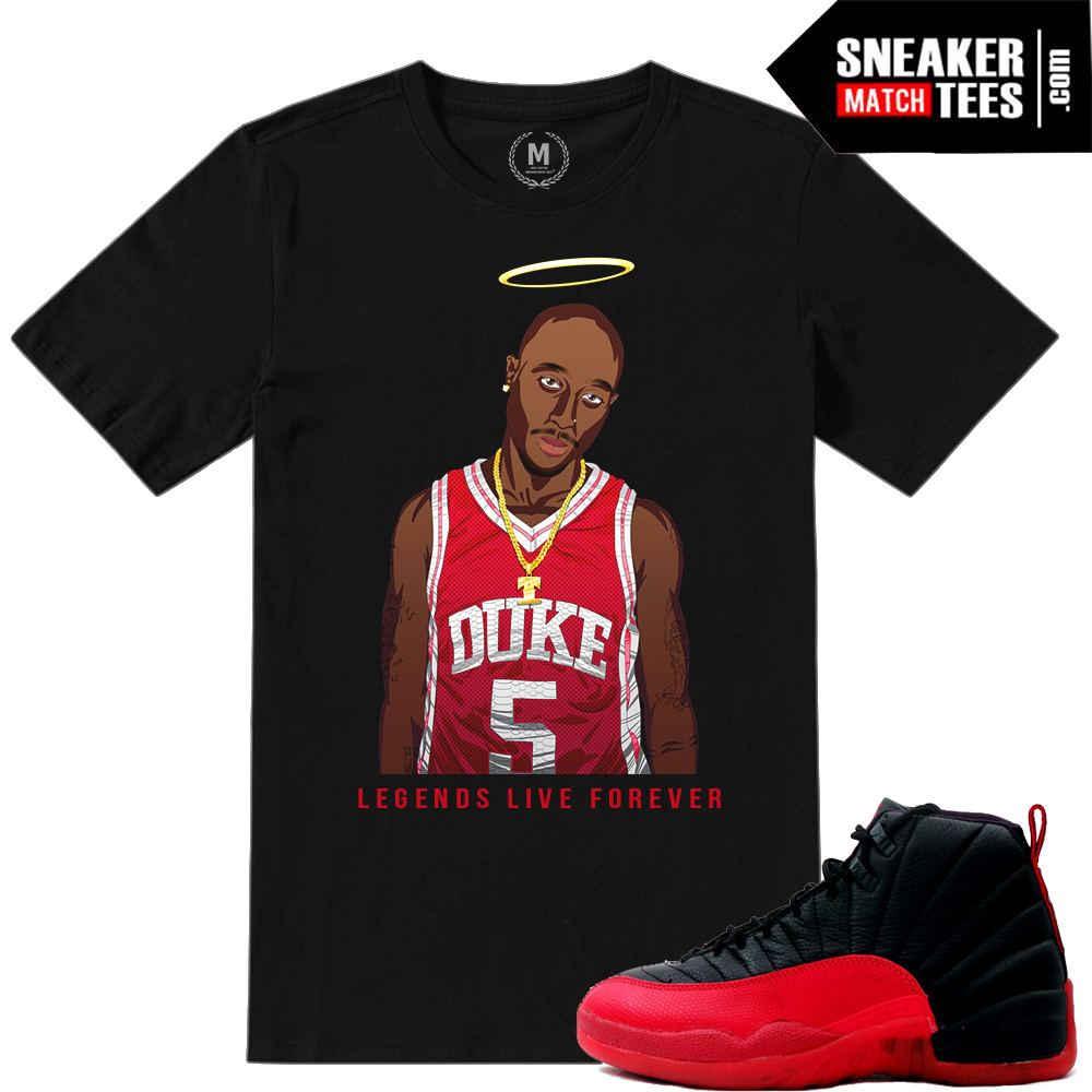 Flu Game 12 shirts match