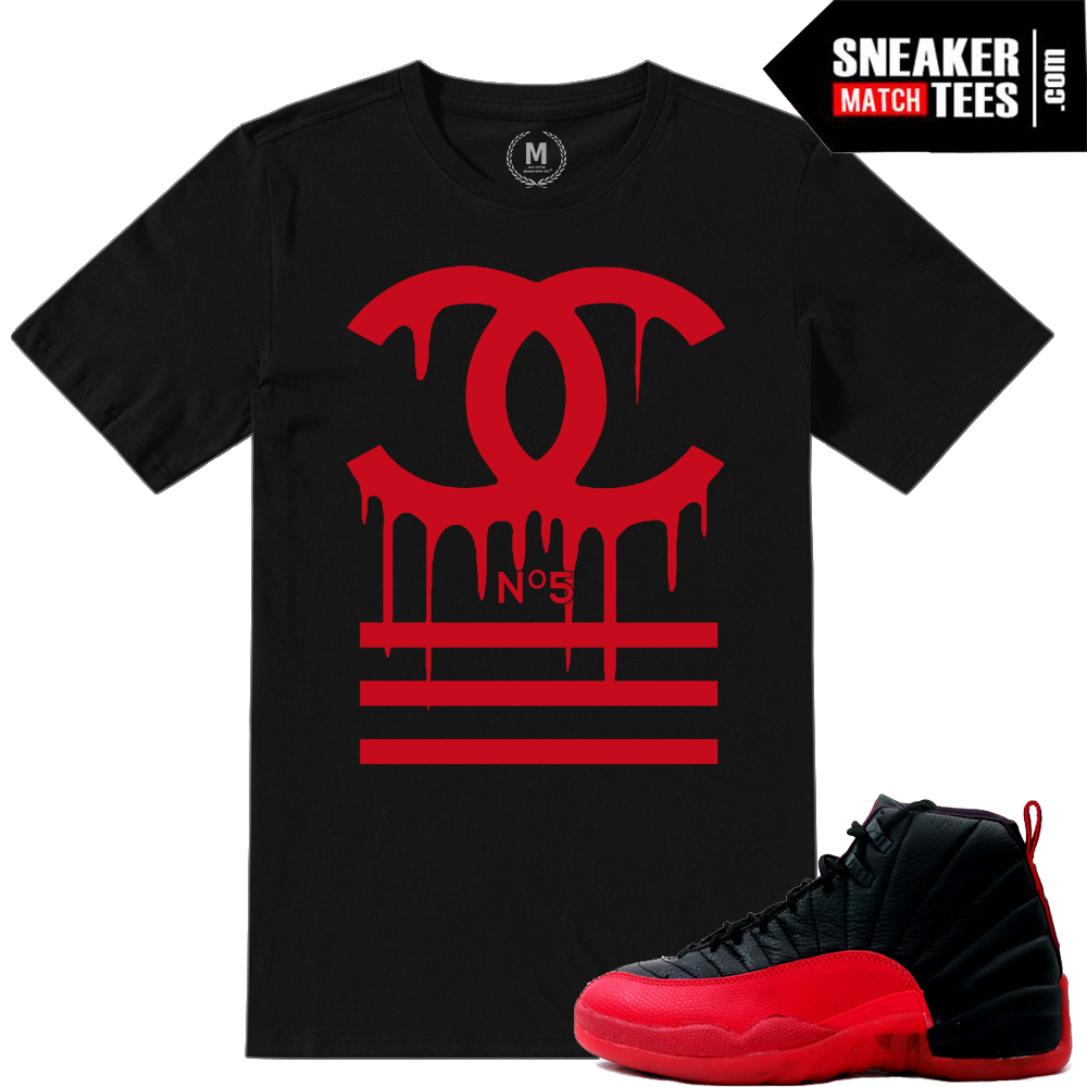 Match Flu Game XII Jordan Retros