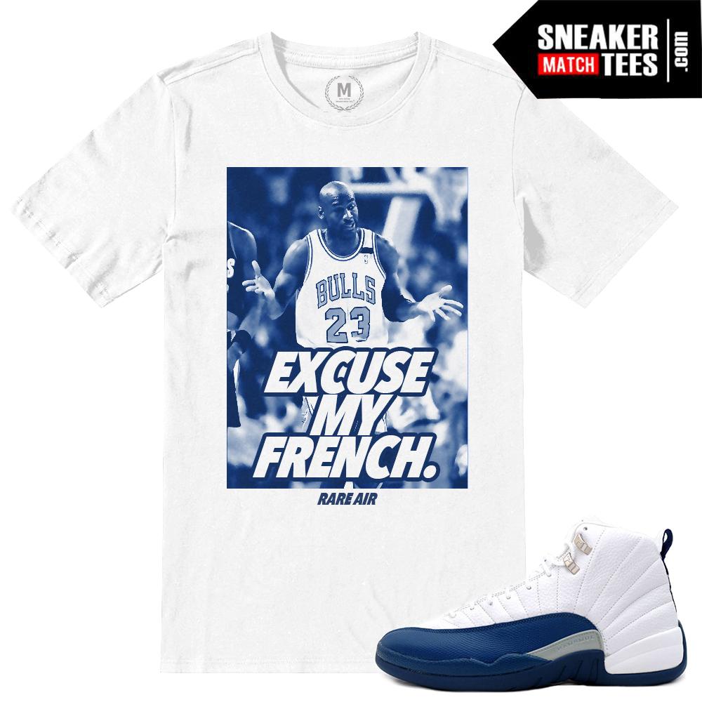 4f3a4277a88f Match French Blue 12 Jordan Retros