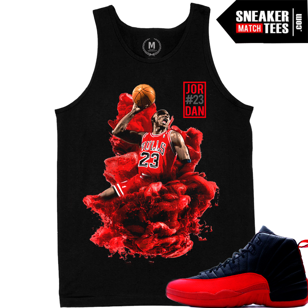 Flu Game 12 Tank Top T shirts
