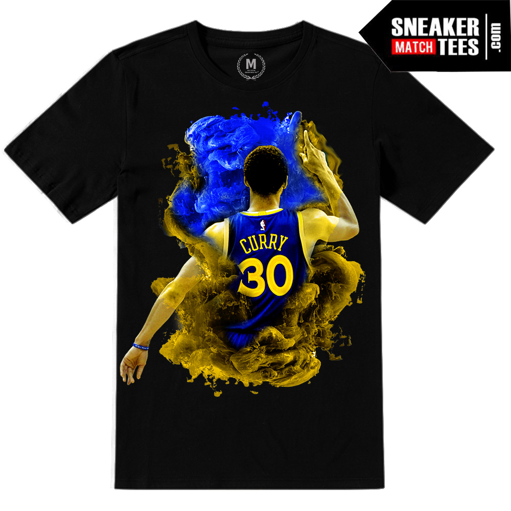 the best attitude ae419 eac14 Steph Curry | Limited Release | Playoffs Black Tee