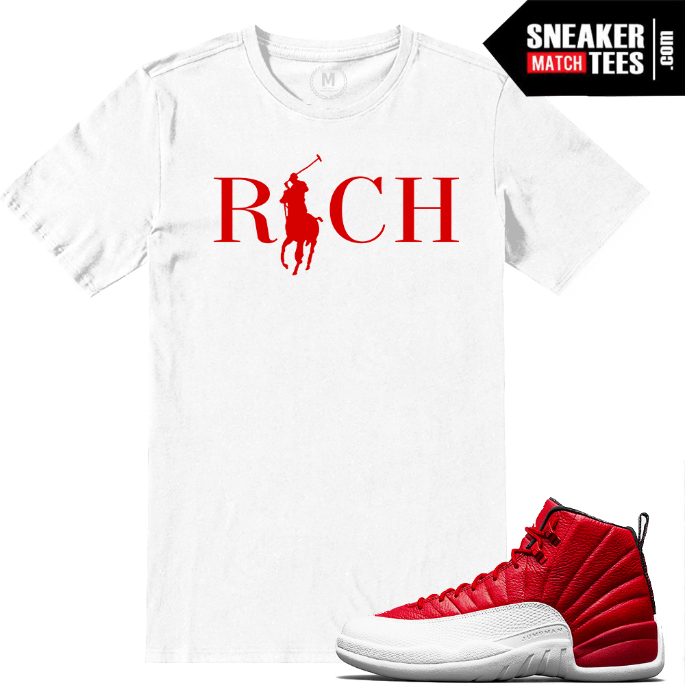 73b332957b8 Match Sneaker tees Gym red 12 | Sneaker Match Tees