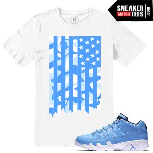 Sneaker Match Pantone 9 low T shirts