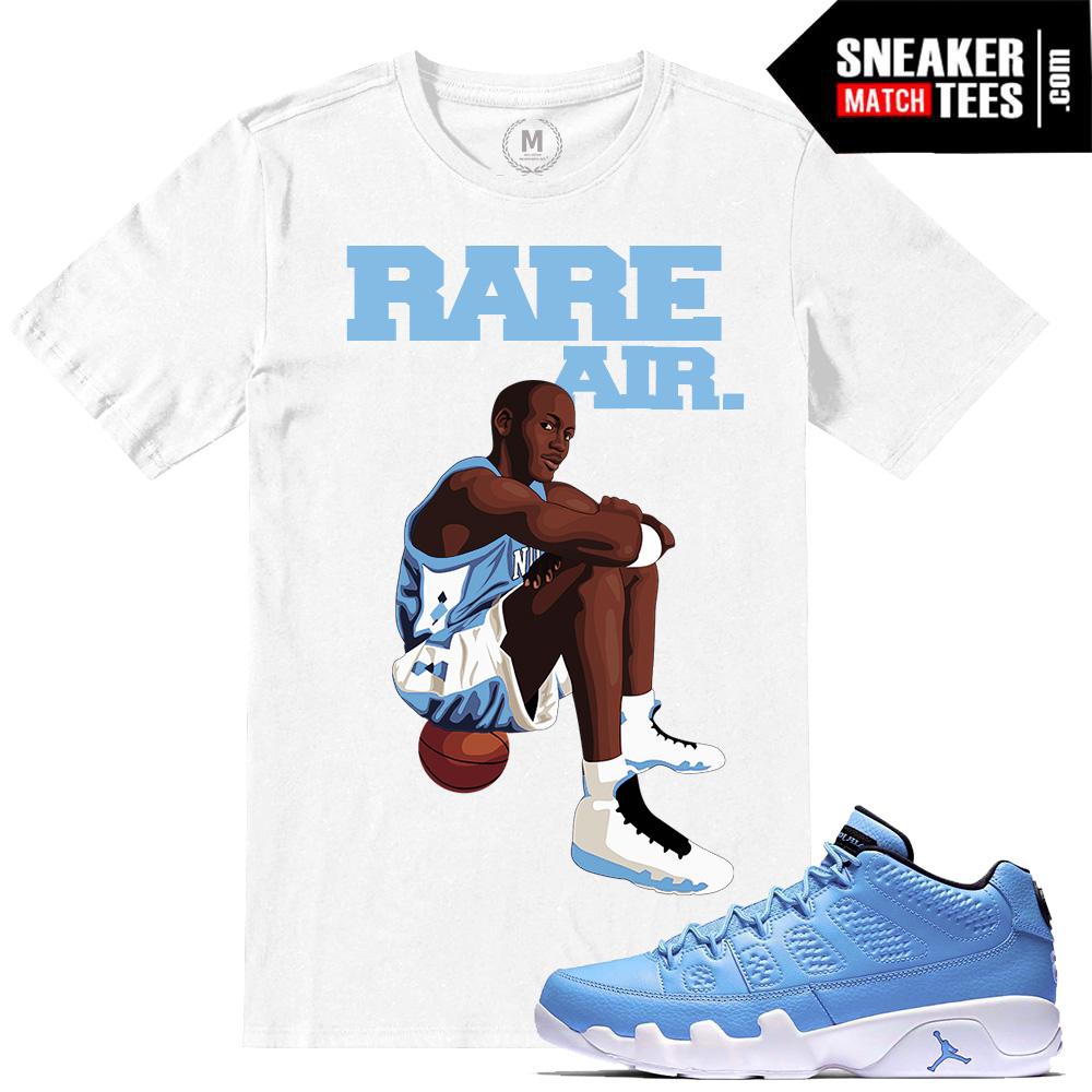 fd6025c7aca7 Sneaker Tees shirts match Pantone 9 Jordans