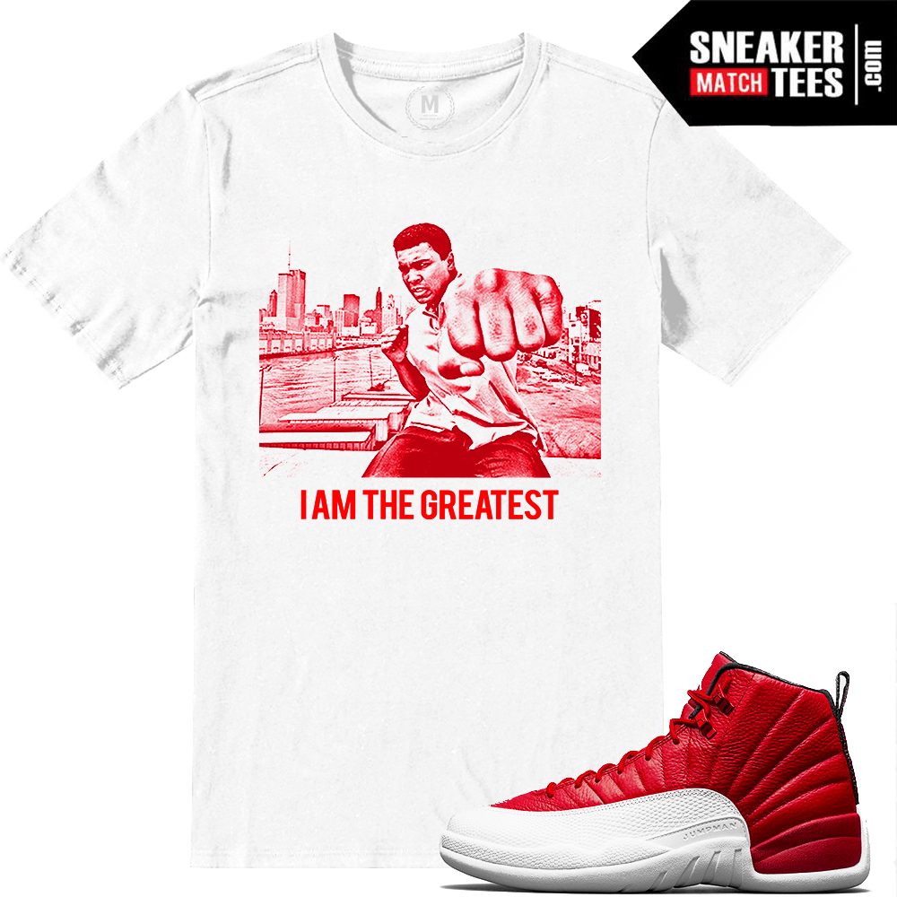 03a7fa134b42be Sneaker outfits match Jordan 12 Gym Red