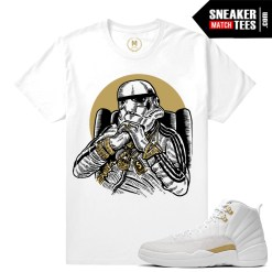 OVO 12s matching sneaker t shirts