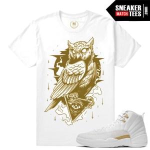 OVO 12s matching t shirts