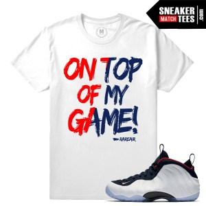 Sneaker clothing match Olympic Foams