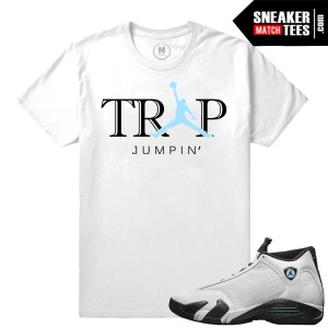 Sneaker tees Jordan 14 Oxidized Match