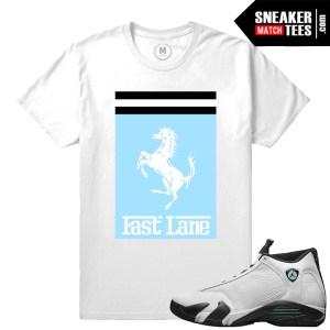 T shirts match Retro Jordan 14 Oxidized