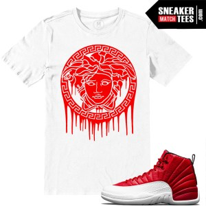 T shirts match Retro Jordans Gym Red 12