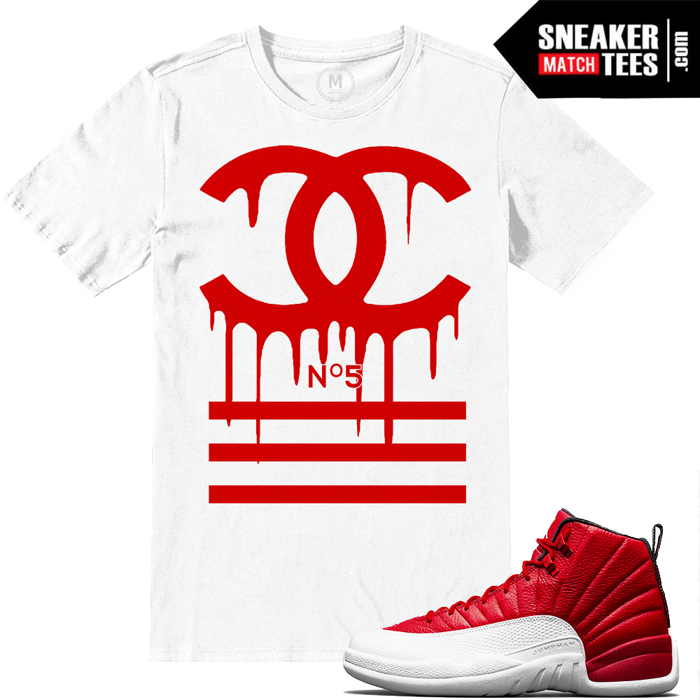 ac292dfd2392fc t shirt match Gym red 12 Retro Jordan