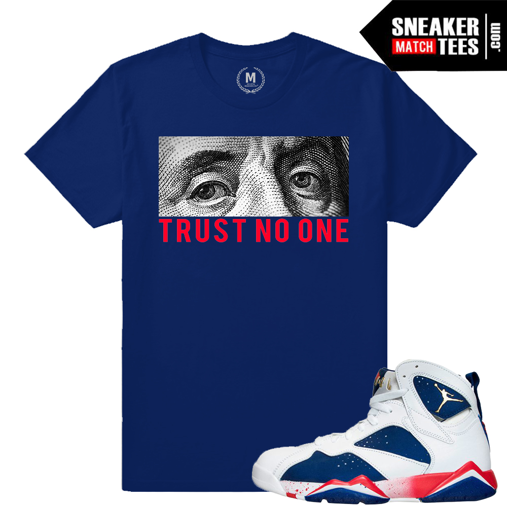 cf52cc1c701 Air Jordan 7 Tinker Alternate t shirt | Jordan 7 Tinker Alternate