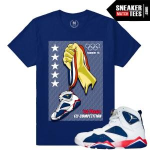 Alternate 7s olympic shirts