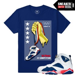 Alternate 7s olympic shirts