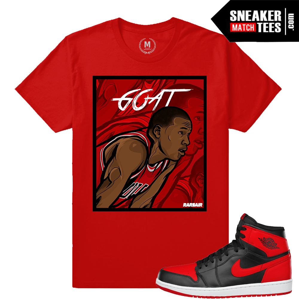 7c9120b2a8f768 Jordan 1 Shirts match sneakers