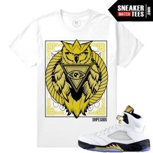 Jordan 5 Olympic sneaker