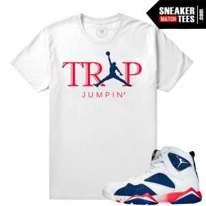 Jordan 7 Alternate Tinker T shirts