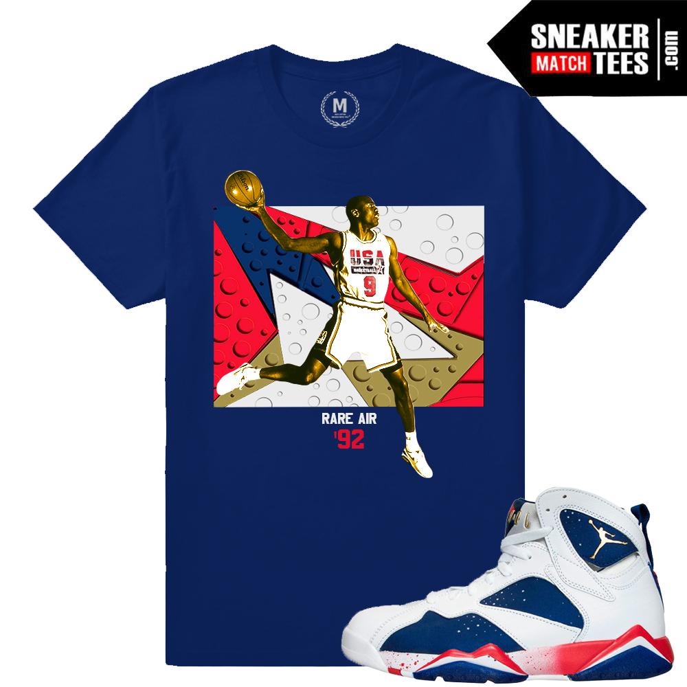 5d8a5a13a2a9f1 Jordan Retros Tinker Alternate 7s match t shirt