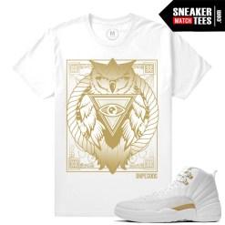 OVO 12s Jordan Sneaker tee Shirt
