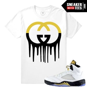 Shirts Jordan 5 olmypic tees