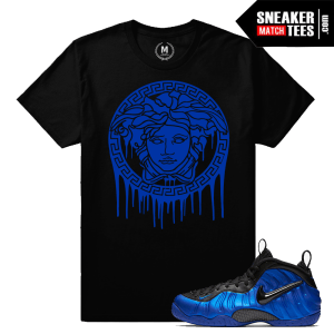 Shirts matching Hyper Cobalt Foams