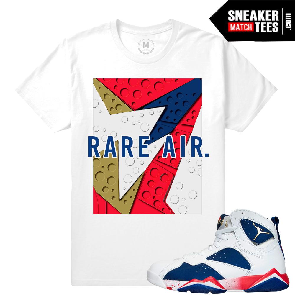 0a414d31e2cc9d Sneaker Shirts match Jordan Retro 7