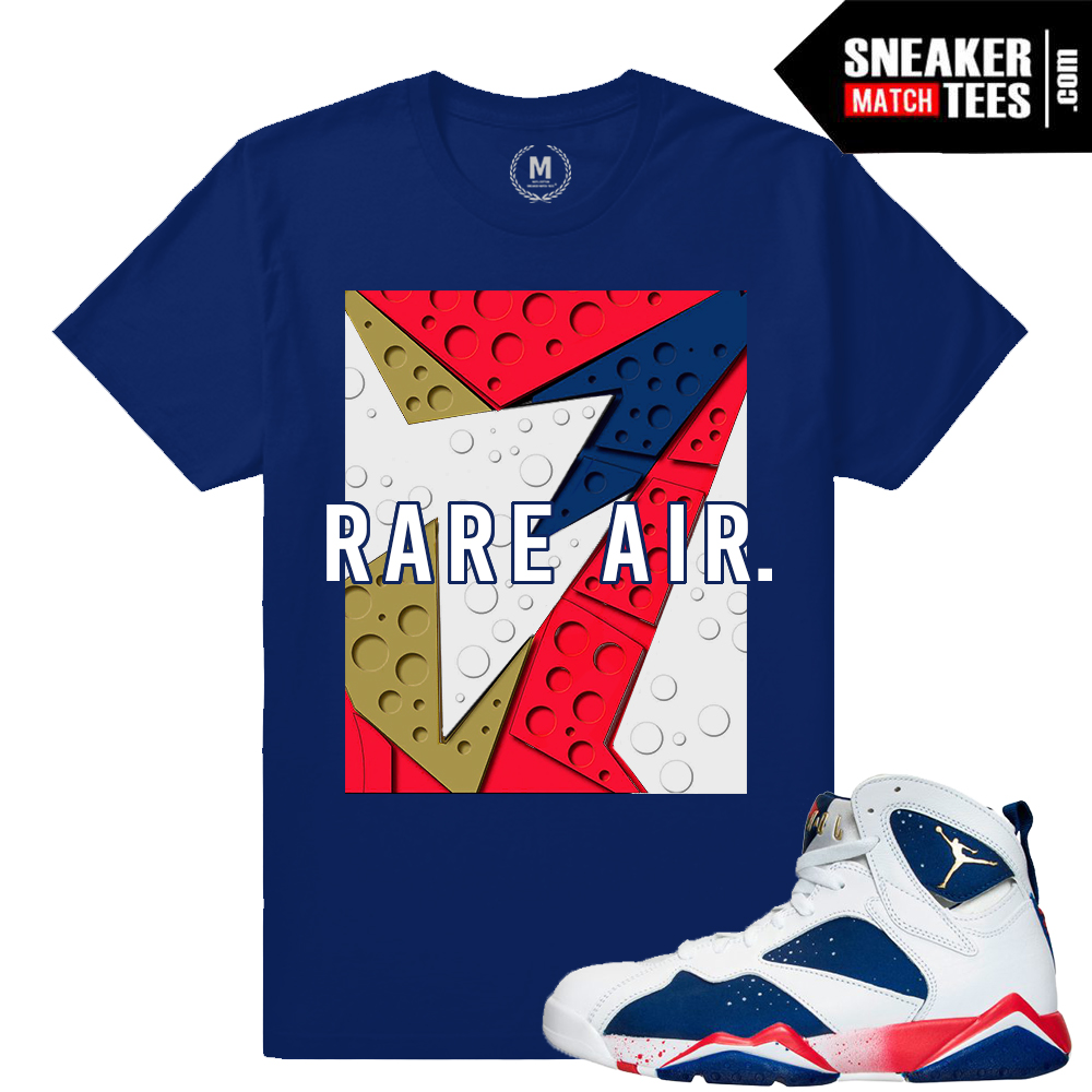 843fe526539 T shirts match Jordan 7 Tinker Alternate | Match Sneaker Tees