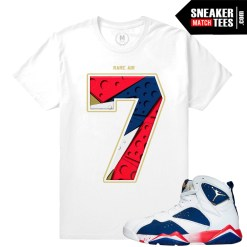 Tinker 7 Alternate matching shirt