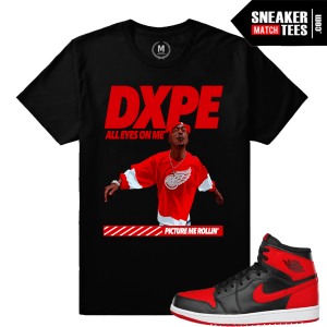 Banned 1 T shirt Sneaker Tees Match