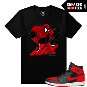 Jordan 1 Banned Match T shirt