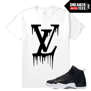 Match Jordan Retro 12 Neoprene T shirt