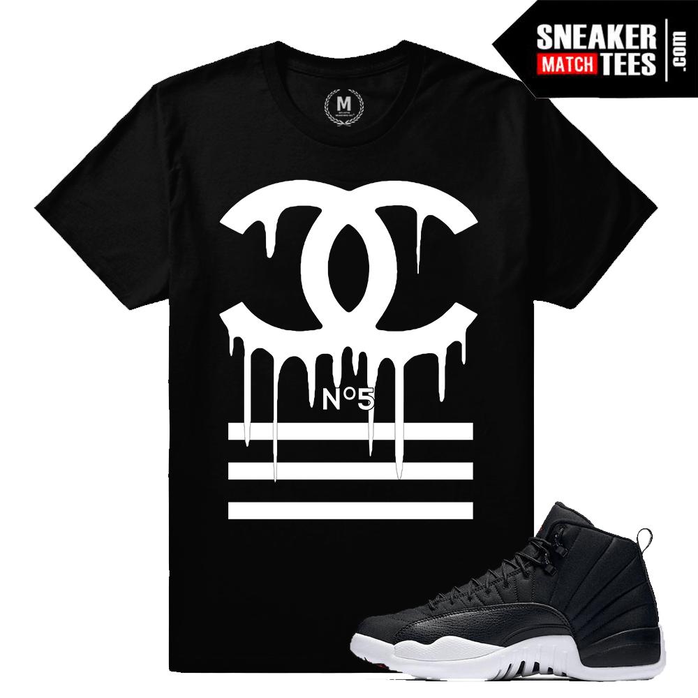 be8145dbe444 Nylon 12 Jordan Retros T shirt