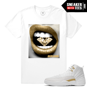 OVO 12 Jordan Shirt Match