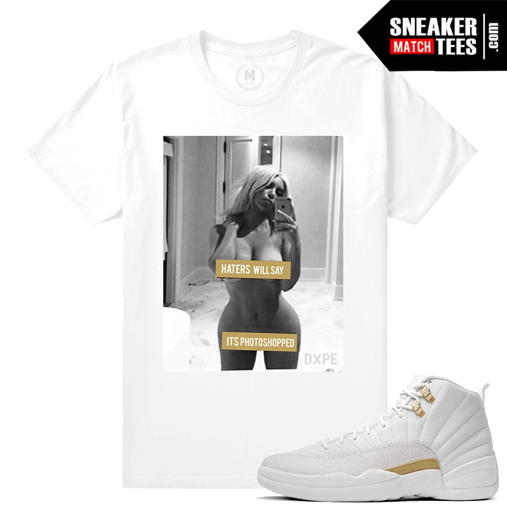 OVO 12 T shirt Match