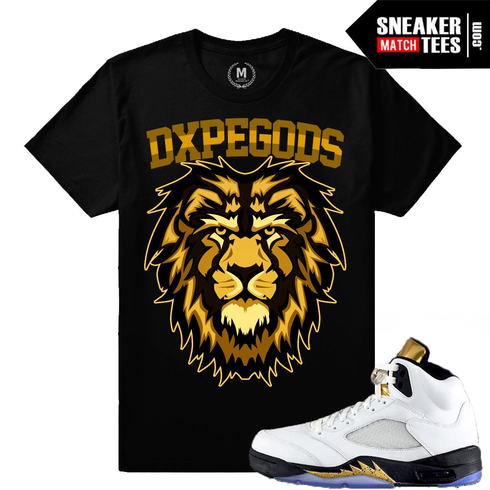 online store bcbea 000cf olympic 5s matching t shirts Jordan