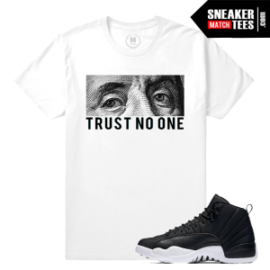 Sneaker Match Tees Neoprene 12 Retros