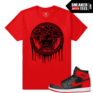 Sneaker Shirts Match Jordan 1 Banned