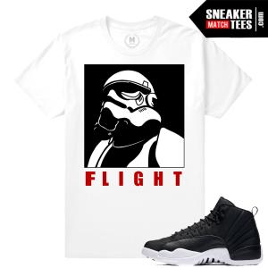 Sneaker shirts match Jordan 12 Neoprene