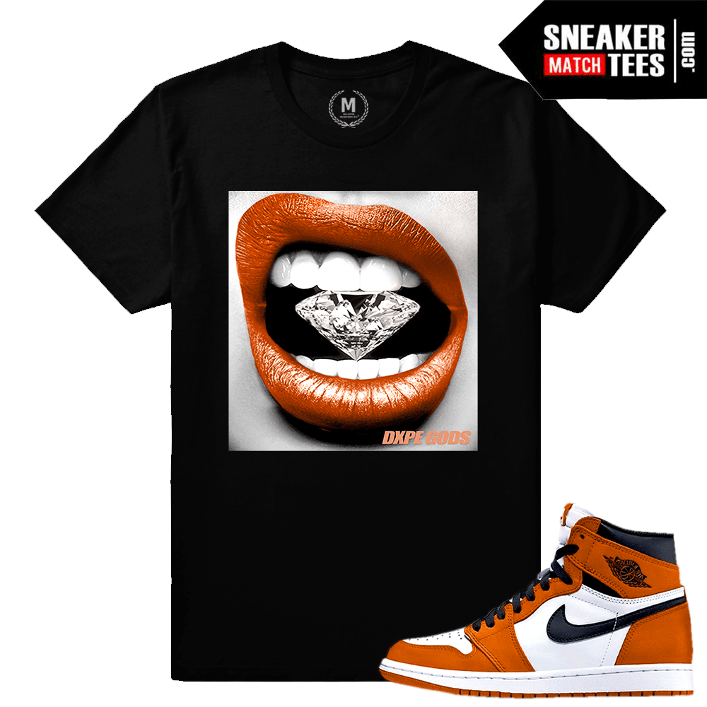 T shirt Jordan 1 Reverse Shattered Backboard 1s