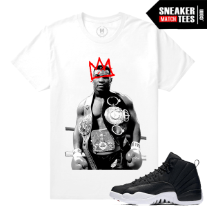 T shirt matching Nylon 12 Jordans