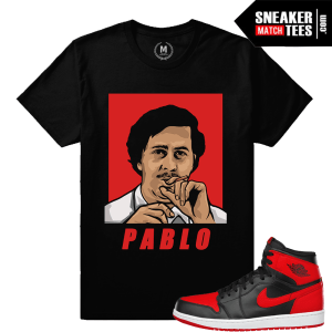 T shirts Matching Jordan 1 Banned