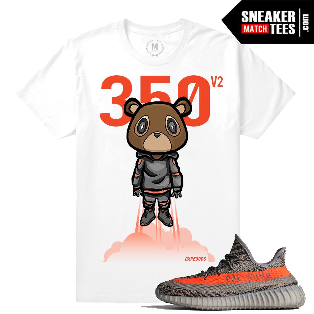 3f9f61375be Yeezy Boost 350 V2 Beluga Match T shirt